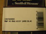 Smith & Wesson M&P 14 Round .45ACP/AUTO Magazine - 3 of 3