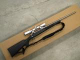 Savage Model 116 Weather Warrior Stainless .270 Win. with Stainless Scope - 1 of 5
