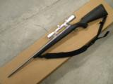 Savage Model 116 Weather Warrior Stainless .270 Win. with Stainless Scope - 2 of 5