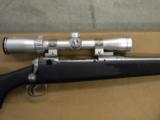 Savage Model 116 Weather Warrior Stainless .270 Win. with Stainless Scope - 4 of 5