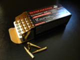 Winchester Varmint HE 17 WSM (Winchester Super Magnum) 25 Grain Hornady V-Max - 1 of 4
