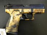 Walther P22 .22LR Autumn Camo - 1 of 5