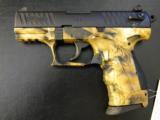 Walther P22 .22LR Autumn Camo - 2 of 5