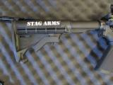Stag Model 8T Piston Operated AR-15 5.56 / .223 - 3 of 10