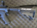 Stag Model 8T Piston Operated AR-15 5.56 / .223 - 4 of 10