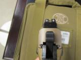 FNH FNX-45 Tactical Dark Earth .45ACP Threaded Barrel - 6 of 6