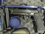 Beretta Model 92A1 9mm (3) 17 Round Magazines J9A9F10 - 1 of 9