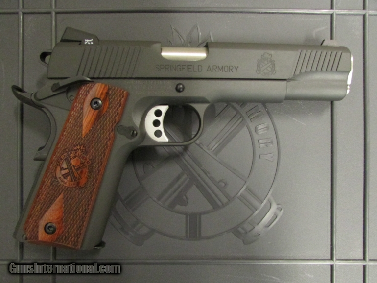 Springfield Armory Loaded 1911-A1 Parkerized  45 ACP PX9109LP