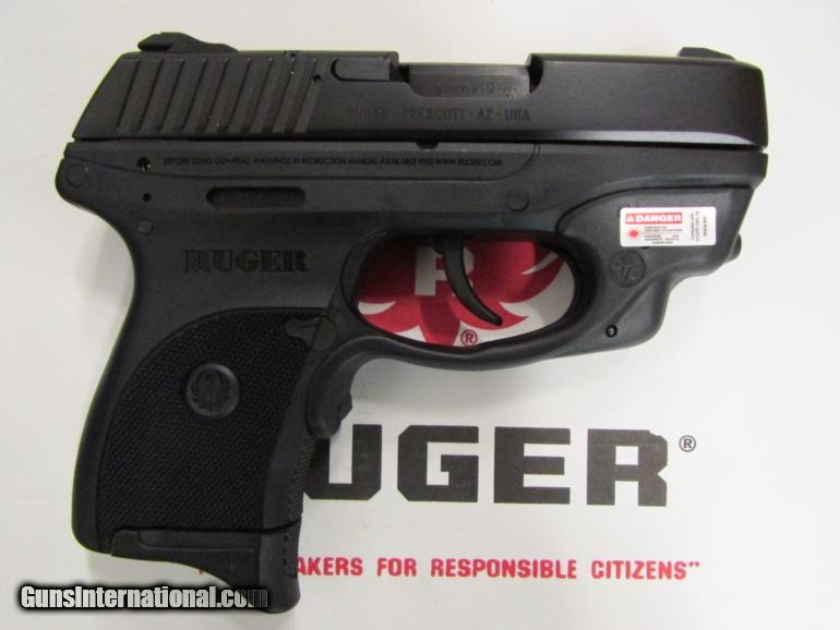 Ruger LC9 Crimson Trace LaserGuard 9mm