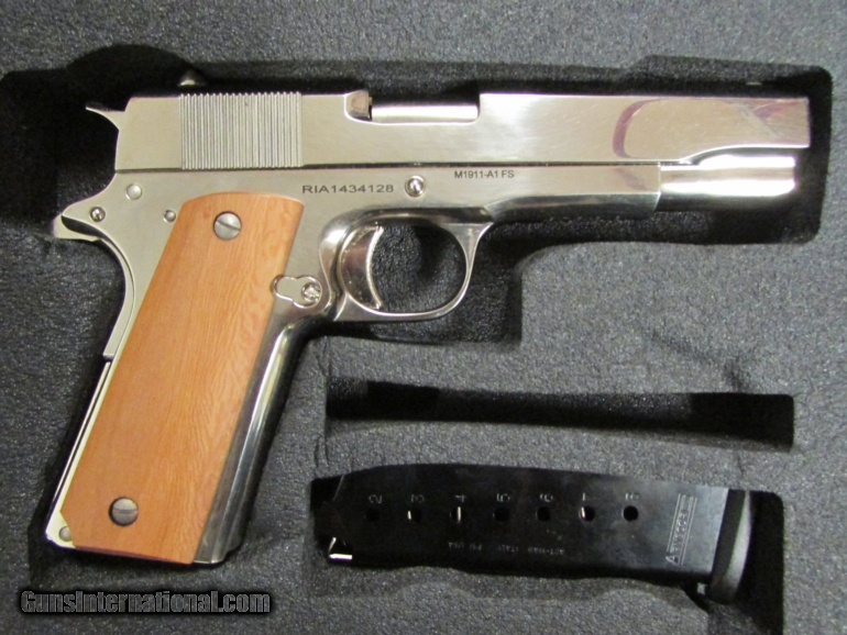 Rock Island Armory  Stainless Steel For Sale