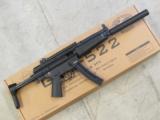 GSG-522 .22LR with 110 Round Drum Magazine (MP5 Clone) - 2 of 5