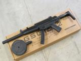 GSG-522 .22LR with 110 Round Drum Magazine (MP5 Clone) - 1 of 5