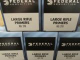 5000 Federal Champion Large Rifle Primers No. 210 - 3 of 3