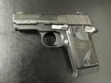 Sig Sauer Uncataloged P938 Engraved 9mm - 2 of 5
