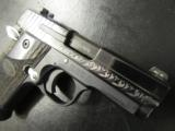 Sig Sauer Uncataloged P938 Engraved 9mm - 4 of 5