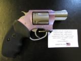 Charter Arms Lavender Lady DA/SA .38 Special +P 53840 - 9 of 10