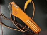 Trophy Gunleather of Austin, TX S&W 460 XVR 10.5