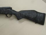 Weatherby .375 H&H Mark V Synthetic Stock Stone Webbing Camo - 3 of 7