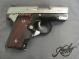 Kimber Solo CDP Crimson Trace Grips 9mm 3900003 - 1 of 8