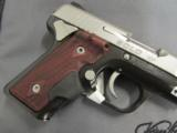 Kimber Solo CDP Crimson Trace Grips 9mm 3900003 - 4 of 8