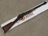 Henry .30-30 Win. Lever-Action Rifle Steel Round Barrel - 1 of 6