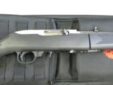 Ruger 10/22 Take-Down Stainless and Black .22 LR 11100 - 3 of 5