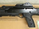 Hi-Point 995TS 9mm Carbine with Mag Holder and 3 Magazines - 3 of 6