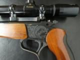 Thompson Center Contender 7-30 Waters with Vintage Burris 3X Scope - 3 of 6