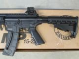 Smith & Wesson Model M&P15-22 AR-15 A1 Style Comp .22 LR 811033 - 3 of 6