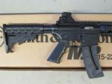 Smith & Wesson Model M&P15-22 AR-15 A1 Style Comp .22 LR 811033 - 4 of 6