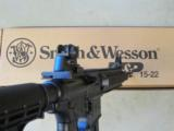 Smith & Wesson Model M&P15-22 AR-15 A1 Style Comp .22 LR 811033 - 6 of 6