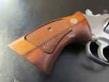 Smith & Wesson Model 686-1 First Series .357 Mag 6