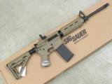 Sig Sauer SIGM400 Enhanced FDE AR-15 .556 NATO - 1 of 6