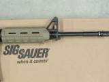 Sig Sauer SIGM400 Enhanced FDE AR-15 .556 NATO - 5 of 6