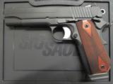 Sig Sauer 1911 Carry Fastback .45ACP - 2 of 8