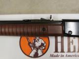 Henry Pump-Action Octagon Barrel .22 Short, Long & LR H003T - 3 of 5