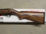 Ruger 10/22 Target Hammer-Forged Bull Barrel .22LR - 3 of 6