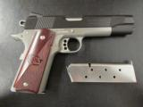 Colt Combat Elite Stainless 1911 .45 ACP - 1 of 7