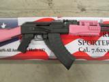 Century Arms Centurion 39 Lady AK, Pink AK-47 1 of 1000 - 3 of 6
