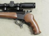Thompson Center Contender G2 .357 Rem. Max. with NcStar Lighted Scope - 4 of 7