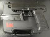Heckler & Koch HK45 Tactical Black .45 ACP Threaded Barrel 745001T-A5 - 2 of 8