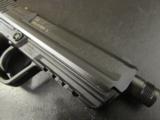 Heckler & Koch HK45 Tactical Black .45 ACP Threaded Barrel 745001T-A5 - 6 of 8