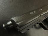 Heckler & Koch HK45 Tactical Black .45 ACP Threaded Barrel 745001T-A5 - 5 of 8