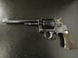 1965 Smith & Wesson K-22 K Frame .22 LR 6