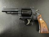Smith & Wesson Model 18-7 Combat Masterpiece .22LR - 1 of 8
