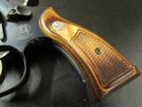 Smith & Wesson Model 18-7 Combat Masterpiece .22LR - 3 of 8