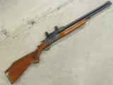 Savage Model 24V Series D .222 Rem/20 Gauge Combination Gun - 1 of 8