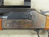 Savage Model 24V Series D .222 Rem/20 Gauge Combination Gun - 6 of 8