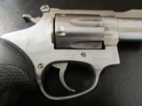 Rossi Model 971 Stainless .357 Magnum with Compensator - 7 of 8