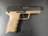 Heckler & Koch HK45 Tactical FDE .45ACP - 1 of 8